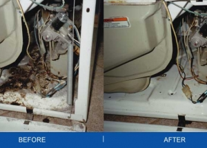 Dryer vent & dryer cleaning