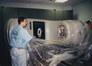Air Duct Cleaning at the Cancer Center
