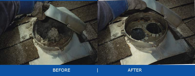 More Double Dryer Vents Chicagoland Air Duct Cleaning