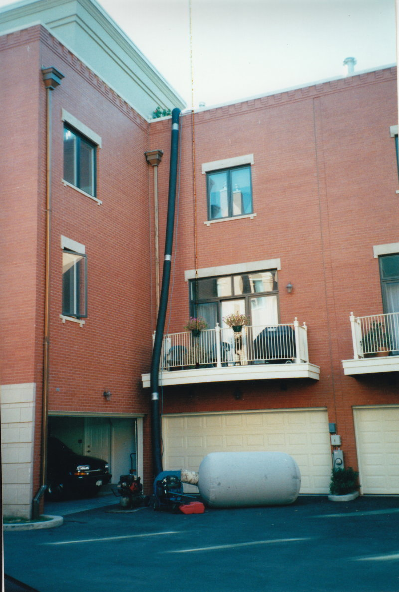 3rd Floor Condo Chicagoland Air Duct Cleaning Indoor Air